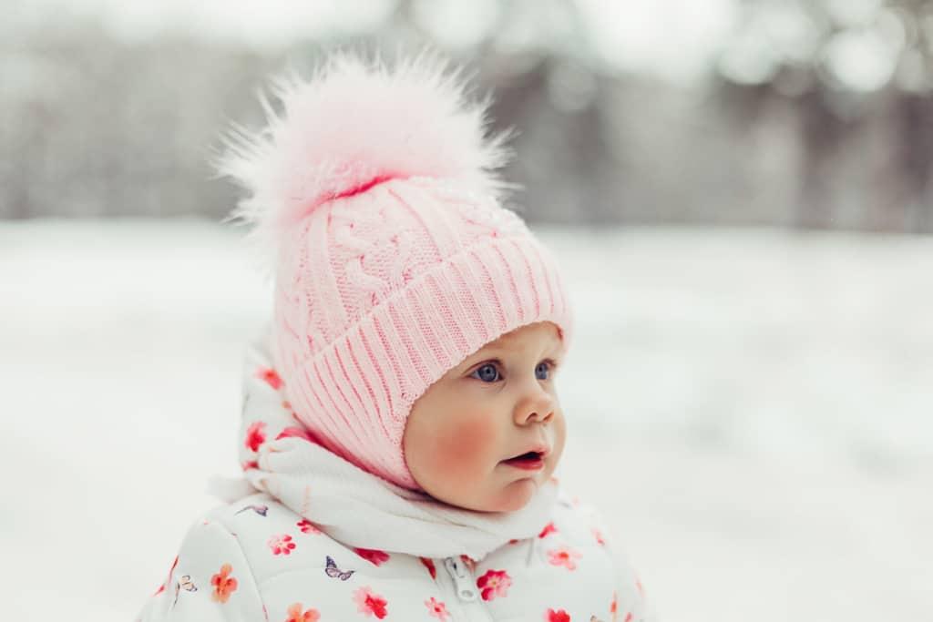 Wintermütze fürs Baby