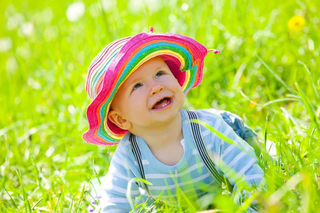 Sonnenschutz für Babys