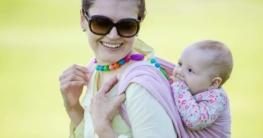 Unterwegs mit dem Baby