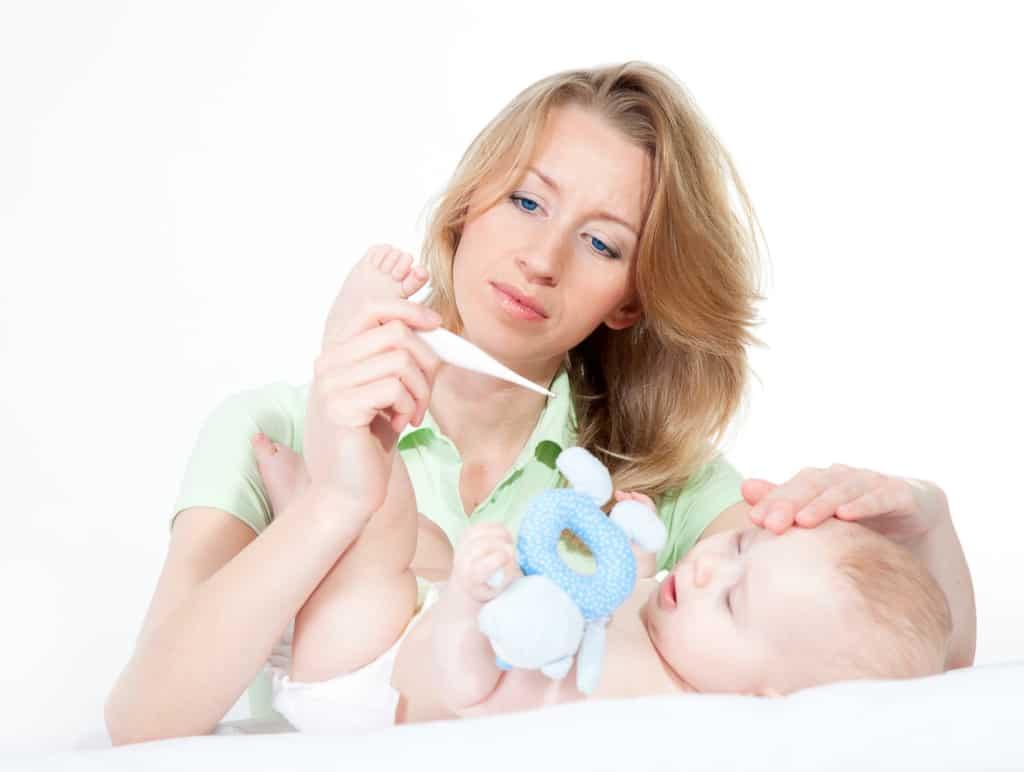 Fieberthermometer für Babys