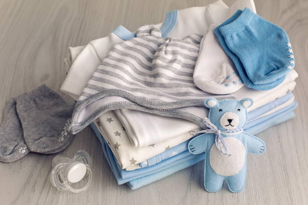 Babykleidung für Frühjahr und Herbst